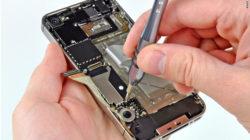 Det kan till exempel vara en iPhone med trasig touch screen, vattenskador eller kontakter som glappar inuti telefonen. Vi gör en temporär reparation, tillräcklig för att vi ska kunna göra en råkopia av minnet och filsystemet inuti mobilen. Därefter utför vi en dataräddning och återställer dina förlorade filer.